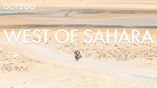 WESTERN SAHARA to MAURITANIA: from Dakhla to the m...