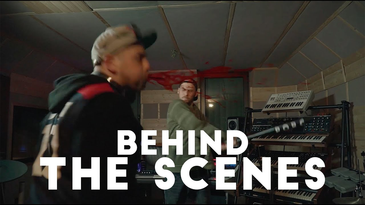 """Download Behind The Scenes - """" DissTrack ThisTrack """" - #BRomania"""