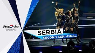 Hurricane - Loco Loco - LIVE - Serbia 🇷🇸 - Second Semi-Final - Eurovision 2021
