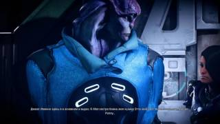 Mass Effect Andromeda   Встреча с семьёй Джаала (Райдер отказывает в романе)