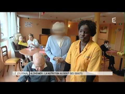 Maison Solemnes Alzheimer : Les Fingers Food