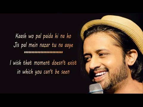Mar Jaayen (Reprise) lyrics with translayion  Loveshhuda  Atif Aslam
