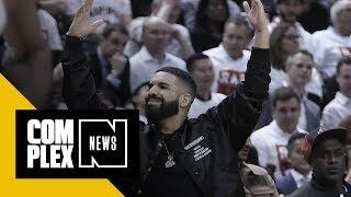 "NBA Fans Troll Drake With ""God's Plan"" Joke After Cavs' Game 2 Win"