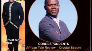 South South Connect: Solomon Atah Interviews Book author Linda Ande Yende