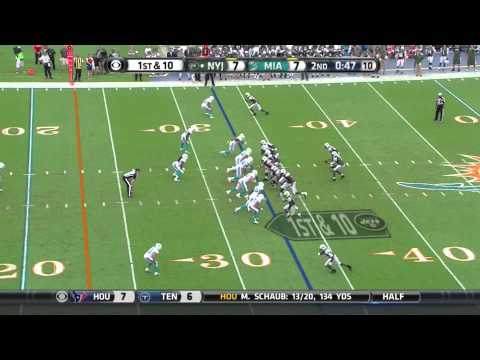 Geno Smith Rookie Highlight Reel