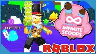 Comment obtenir des scoops infinis - Auto Clicker surpuissant! - Simulateur de crème glacée Roblox