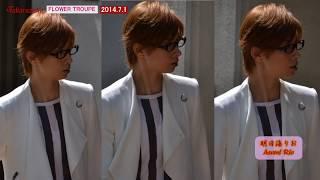 2014.7.1撮影 花組バウ公演『ノクターン』を観劇.