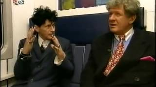 Herman Brood en Willibrord Frequin - toppers 21 februari 1999.