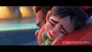 Ralph Says GoodBye to Vanellope - Wreck it Ralph 2