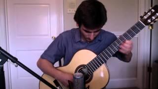 You Are So Beautiful - Joe Cocker (Classical Guitar)