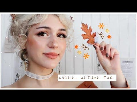 Annual Autumn Tag //