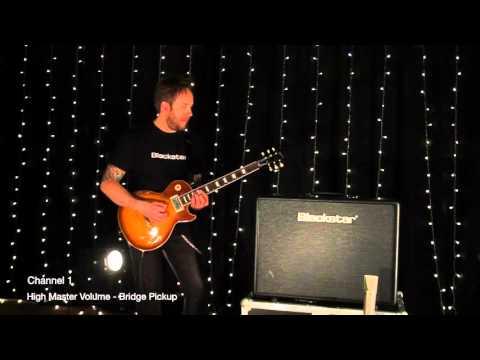 Blackstar Artist Series 30 demo – The New Classic