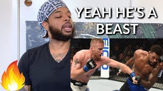 Justin Gaethje UFC Highlights | Reaction