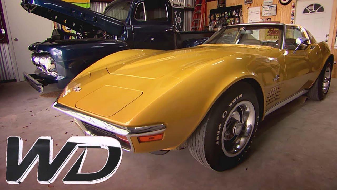 ea9f57e863 Classic Corvette