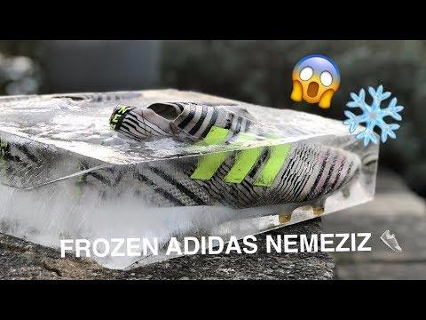 Adidas Nemeziz Frozen 😱 (experiment)