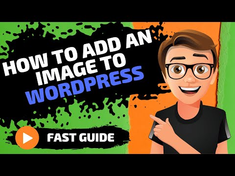 How To Add Image In WordPress