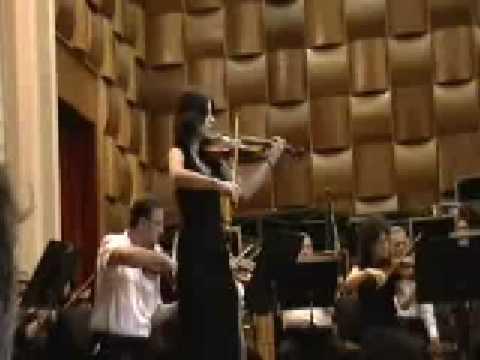 Bernadette Puican Mozart violine concerto D Dur Adelaide