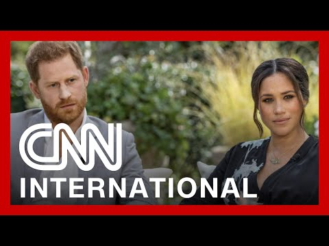 Royal family responds to Harry and Meghan interview