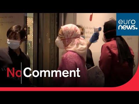 No Comment: Aux Emirats, l'emblématique Dubai Mall rouvre ses portes