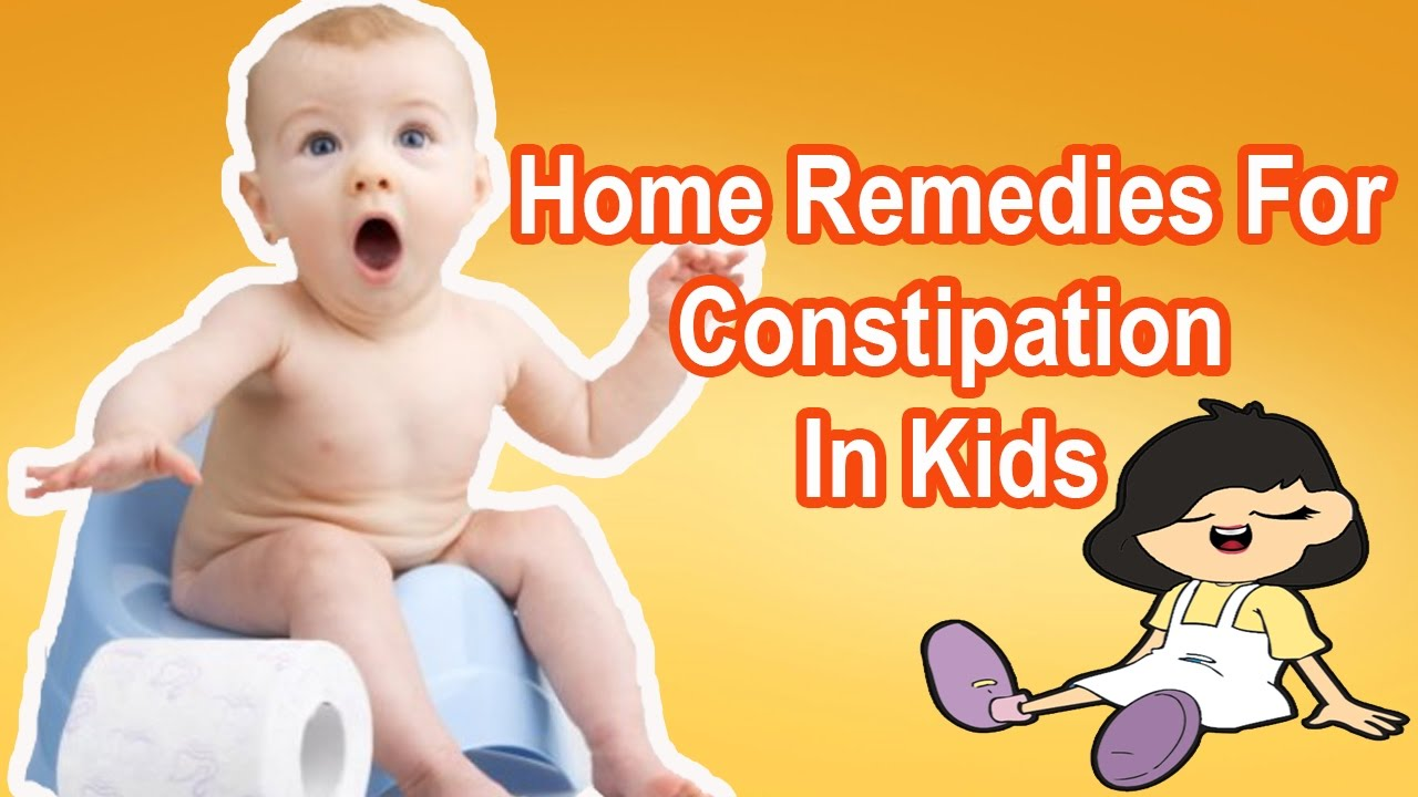 Home remedies for constipation in kids | Home remedies for