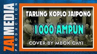 TARLING TENGDUNG KOPLO JAIPONG 1000 AMPUN (COVER) Zaimedia Production Group Feat Mbok Cayi