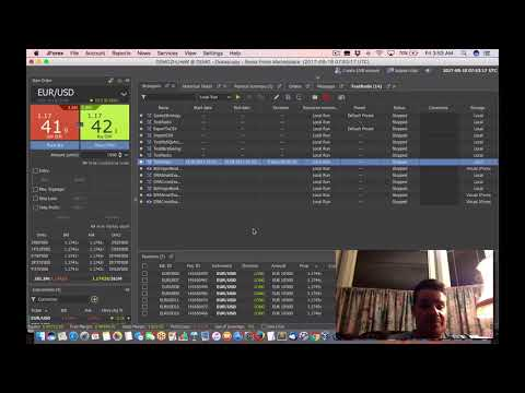 Dukascopy JForex Java with Redis with Python for algo forex trading