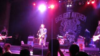 The Gaslight Anthem - We Came to Dance - HD - Huntington, New York @ Paramount 2013 09 08