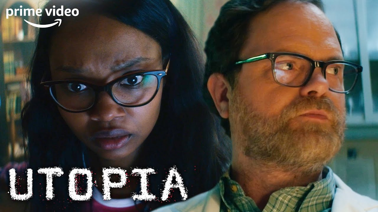Michael Stearns Might Have The Answer To The Flu Epidemic | Utopia | Prime Video