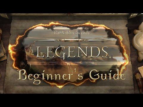 The Elder Scrolls: Legends - Beginner's Guide!