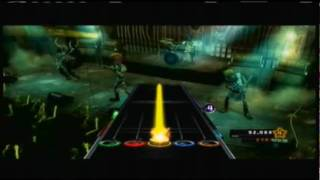 Guitar Hero 5 - Feel Good Inc. 100% Sightread FC Expert
