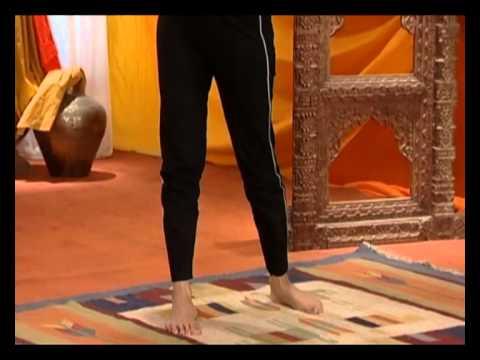 kati chakrasana yoga for blood pressure in deutsch  youtube