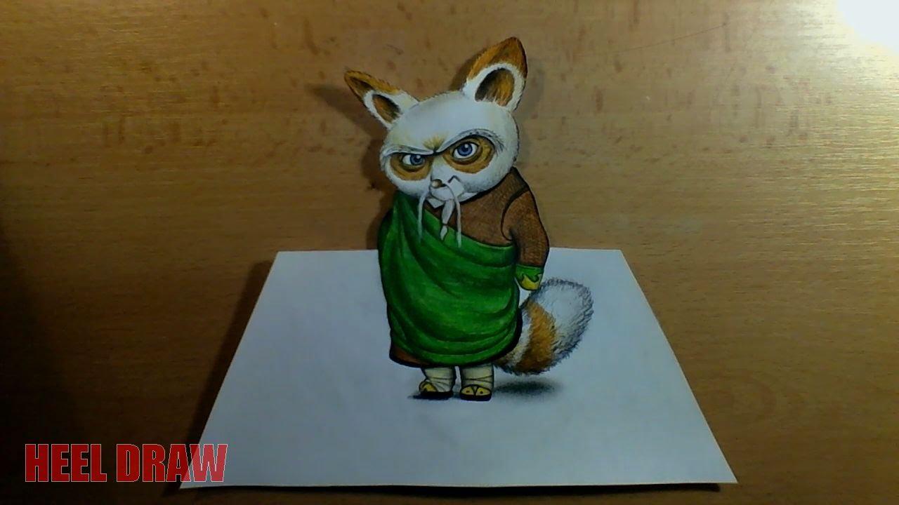 Kung fu panda 3 shifu youtube - Kung fu panda shifu ...