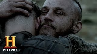 Vikings: Ragnar is Reunited with Lagertha and Bjorn (S2, E4)