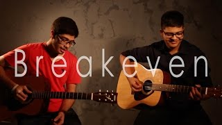 """The Script - """"Breakeven"""" (Acoustic Cover)(YouTuber Collab)"""