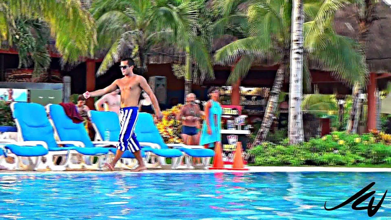 Vacation At Barcelo Maya Beach Resort Riviera Maya Mexico Youtube Youtube