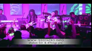 TEDDY AFRO - FIYORINA live concert at AMSTERDAM 2015