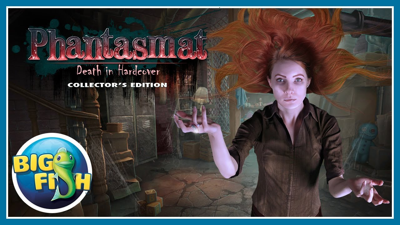 Phantasmat: Death in Hardcover Collector's Edition Free Download