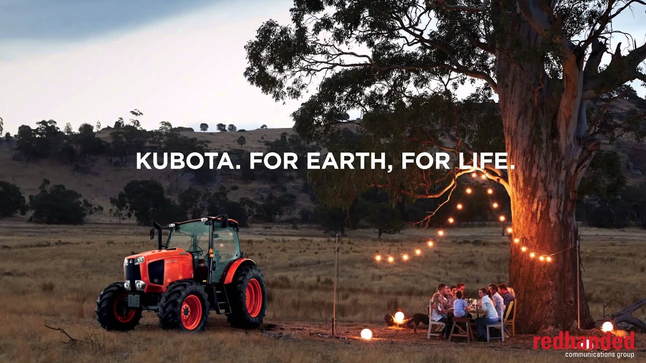 Kubota Tractor Australia S For Earth For Life