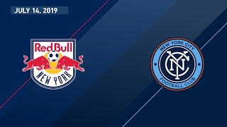 Highlights | NY Red Bulls vs. New York City FC