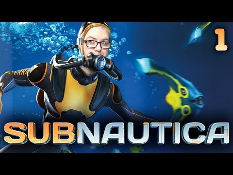 Like I Said, It's Been Years | Subnautica Full Release Ep. 1