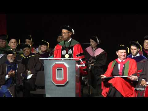RAW VIDEO: President Michael Drake's Investiture Speech, 3/31/2015
