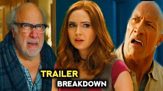 Jumanji The Next Level Trailer Breakdown in Tamil  #Jumanji3 #Jumanjithenextlevel #Rock