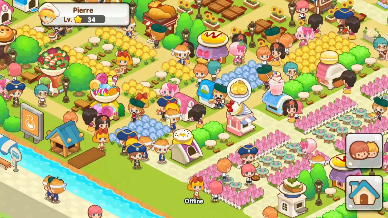 Let S Play Restaurant Paradise Android Game Play