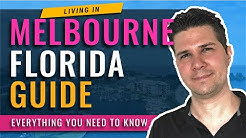 Living in Melbourne FL (Cost of Living & Things To Do)