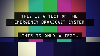 Who Has Been Hacking the Emergency Alert System?