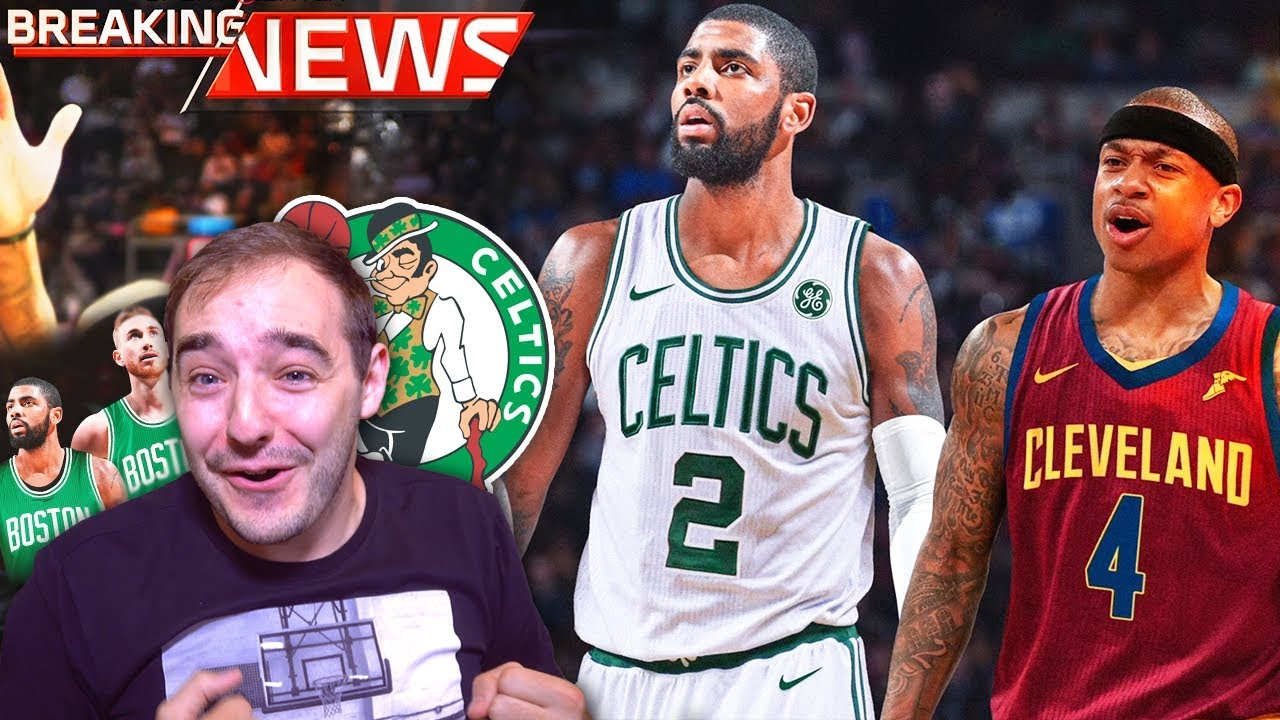 Kyrie Irving fires back at Boston Celtics fans who taunted him and ...