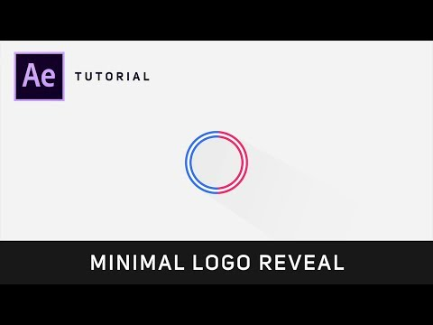 Create Minimal Logo Reveal in After Effects - Complete After Effects Tutorial