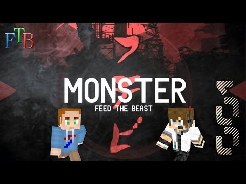Let's play 2gether... FtB - Monster #001