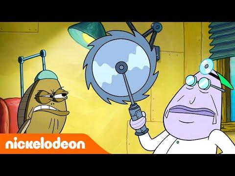 Губка Боб Квадратные Штаны | Моя нога! | Nickelodeon Россия