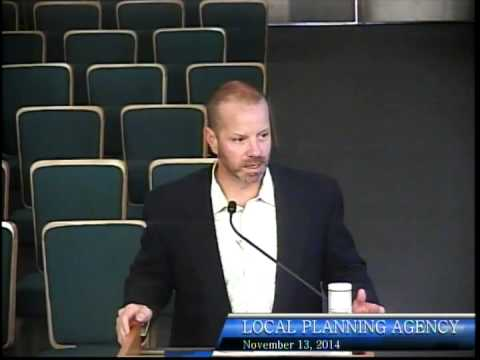 City of Bonita Springs, Local Planning Agency Meeting, November 13th, 2014